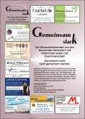 Das Monatsmagazin für Pettendorf - Markt Lappersdorf - Seite 4
