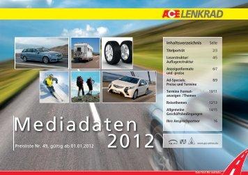LENKRAD - ACE Auto Club Europa ev