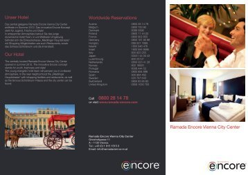 Call 0800 28 14 78 - PMT Tourismus