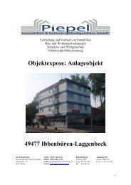 Objektexpose als PDF zum Download - Piepel Immobilien GmbH
