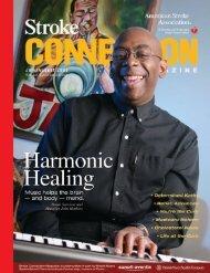 Harmonic Healing - American Stroke Association
