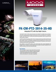 Page 1 . ~ V FK-GM-PTZ-3914-35-HD Integrated PTZ with Day-Night ...