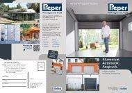Aktion Garagentore - Metallbau Manfred Pieper