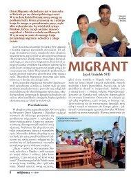 Misjonarz Nr 1/2007 str. 6-7 - Jacek Gniadek