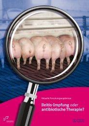 Aktuelle Forschungsergebnisse - Pigpool