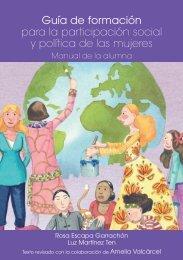 Manual de la Alumna. Guía - Educación en valores