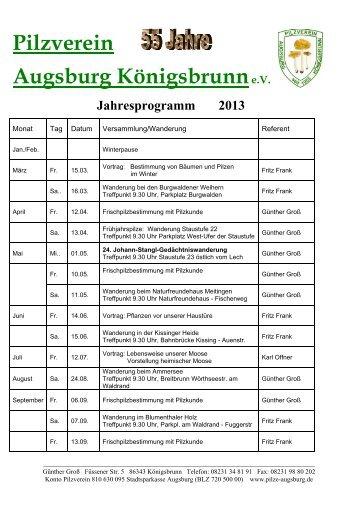 Download des Jahresprogramms als PDF-Dokument - Pilzverein ...