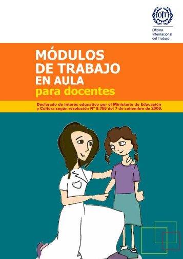 tema: trabajo infantil doméstico - OIT en América Latina y el Caribe