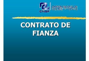 CONTRATO DE FIANZA - Poder Judicial del Estado de Guanajuato