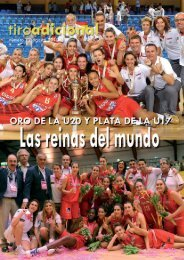 Tiro Adicional 72 - Federación Española de Baloncesto
