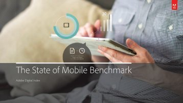 The State of Mobile Benchmark