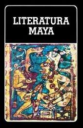 LITERATURA MAYA - iberoamericanaliteratura