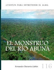 116 El Monstruo del río Abuná - Cuentos de Federico