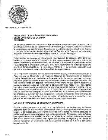 Abrir archivo en formato PDF (16.2 Mb) - Presidencia de la República