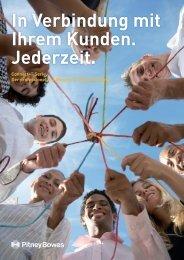 Prospekt Connect+ Serie (pdf) - Pitney Bowes Deutschland GmbH