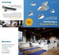 Postbearbeitung in Bewegung - Pitney Bowes Deutschland GmbH