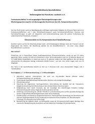 Stellenangebot bei PRIMAKLIMA -weltweit- e