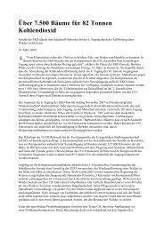 Presseerklärung der EKD vom 14. März 2008