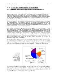 Das Klimaschutzpotential der Wald-Holz-Option - PRIMAKLIMA ...