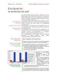 Enriquecer La Alimentacion Oral - ASEM Galicia