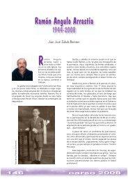 RAMÓN ANGULO ARRASTIA. 1944-2008 Juan José ... - Errenteria