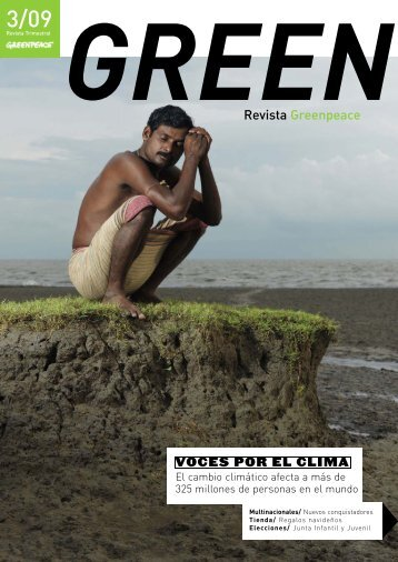 Revista GREEN 3/09 - Greenpeace