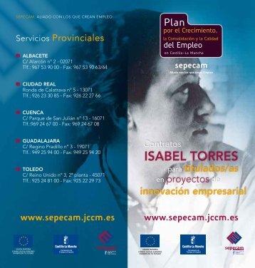 Isabel Torres Isabel Torres