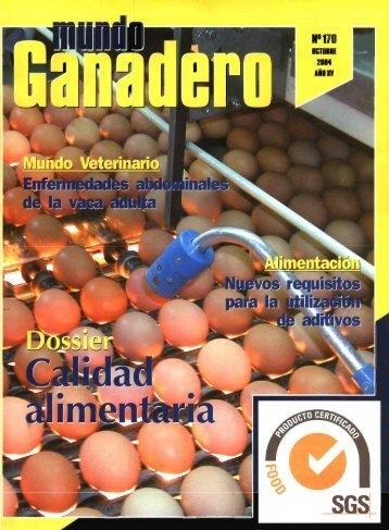 Revista MG Mundo Ganadero - Ministerio de Agricultura ...