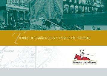 TIERRA DE CABALLEROS Y TABLAS DE DAIMIEL - Turinea