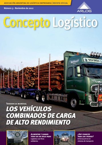 los vehículos combinados de carga de alto rendimiento - Concepto ...
