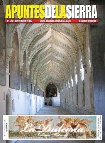 nº 213 Noviembre 2012.pdf - Apuntes de la Sierra