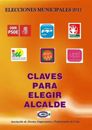 CLAVES PARA ELEGIR ALCALDE - Malaga