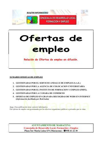 Oficina virtual de empleo junta de andaluc a for Oficina virtual trabajo