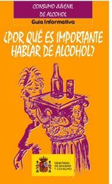 alcohol - Ministerio de Sanidad y Política Social