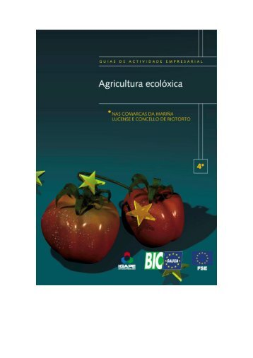 3. ¿Qué es la agricultura ecológica? - BIC Galicia