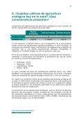 3. ¿Qué es la agricultura ecológica? - BIC Galicia - Page 6