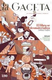La Gaceta del FCE, núm. 490. Octubre de 2011 - Fondo de Cultura ...