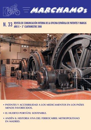 ano08n33.pdf ( 3576.13 Kb) - Oficina Española de Patentes y Marcas