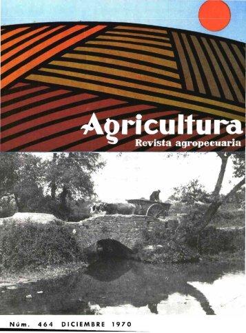 464 - Ministerio de Agricultura, Alimentación y Medio Ambiente