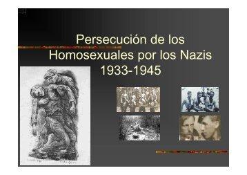 Nazi Persecution of Homosexuales PDF - Yad Vashem