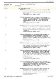 Remate Nº: 947 Por Cuenta y Orden de: TERCEROS - Banco Ciudad
