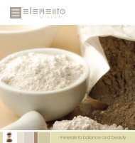 minerals to balance and beauty - Quem Somos