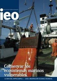 revista IEO - El Instituto Español de Oceanografía
