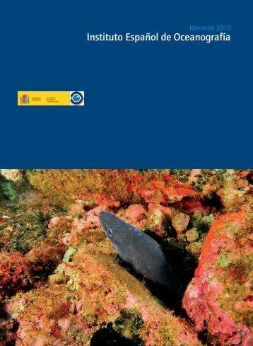AQUA - El Instituto Español de Oceanografía