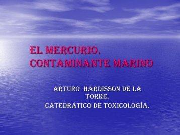 EL MERCURIO. CONTAMINANTE MARINO - Consemar.org