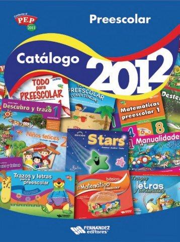 Preescolar - Fernández Editores