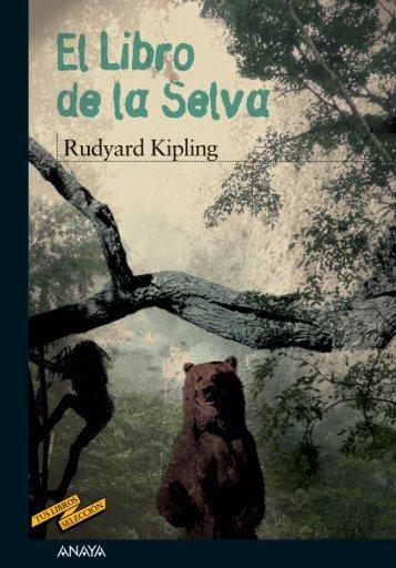 El Libro de la Selva (primeras páginas) - Anaya Infantil y Juvenil