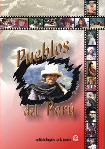 Pueblos del Perú - SIL Home