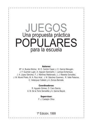 Juegos Populares 1-98.qxd - Editorial Pila Teleña