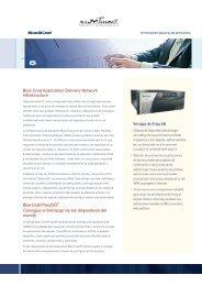 Blue Coat Application Delivery Network Infrastructure Blue Coat ...